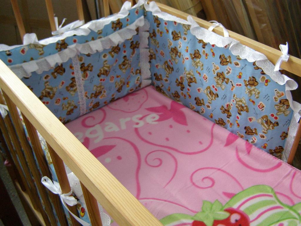 Бортики на кровать для детей своими руками 913